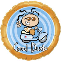 Cool Dude - Balloons