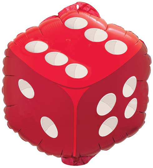Special Dice Balloon