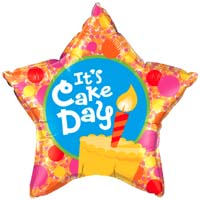 Its Cake Day - Balloons