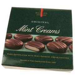 Seasonal Mint Chocolates