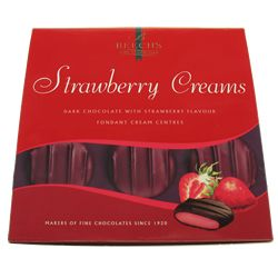Strawberry Chocolates